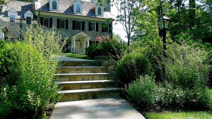 Lower Front Steps